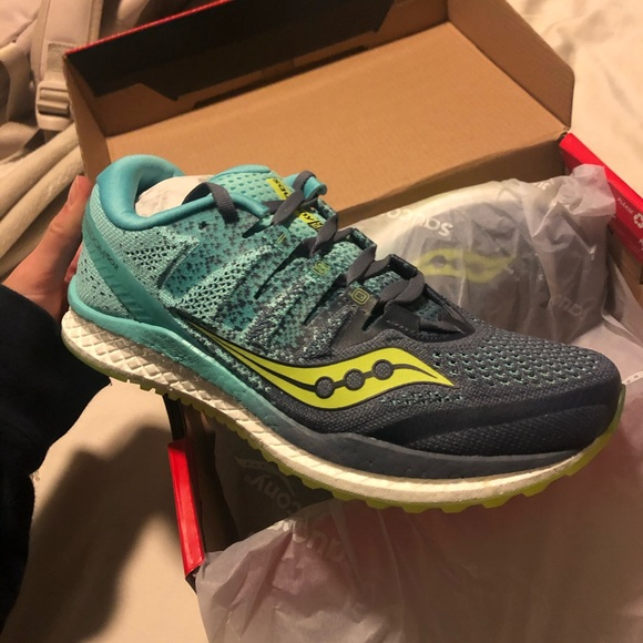 Saucony Freedom Iso Running Women/'s Shoes Size